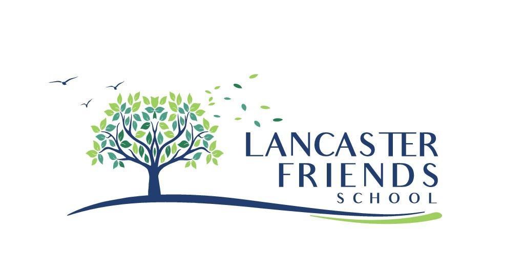 Logo for a progressive primary and secondary school