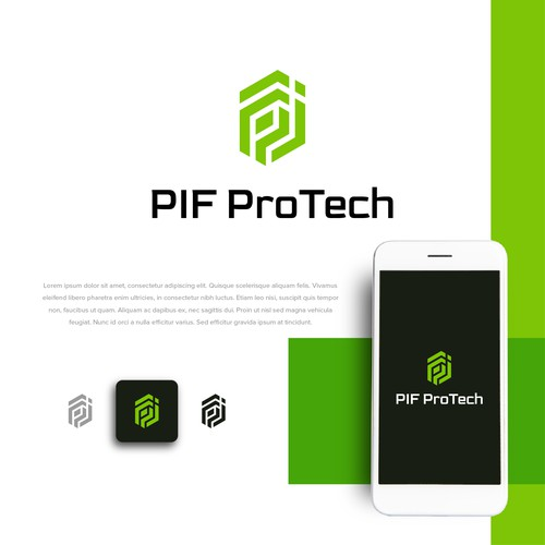 PIF ProTech Logo Entries