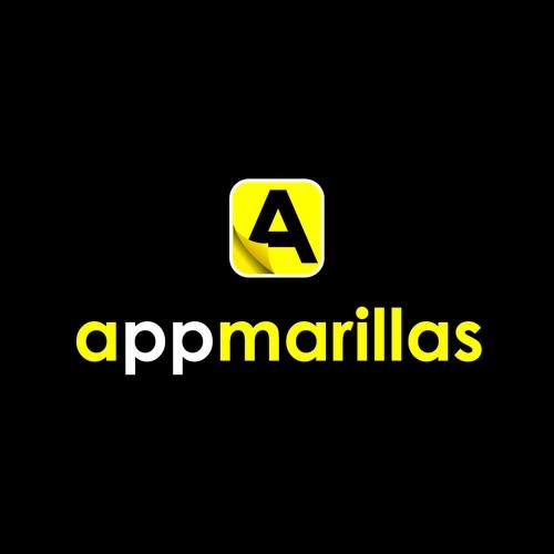 """Logo for """"appmarillas"""""""