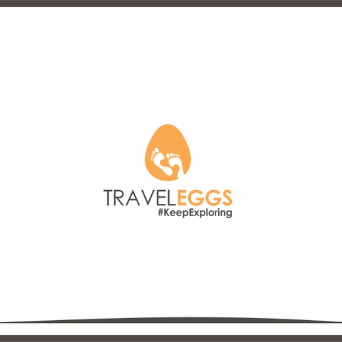 Create an iconic logo for the worlds best Travel App