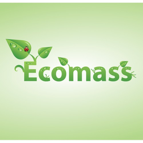 Create the NEW LOGO for Ecomass, the world leader in eco-friendly, hi-density plastics!