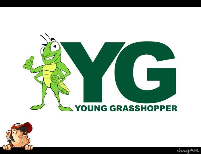 logo for Young Grasshopper Curacao