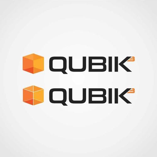Help Qubik with a new logo
