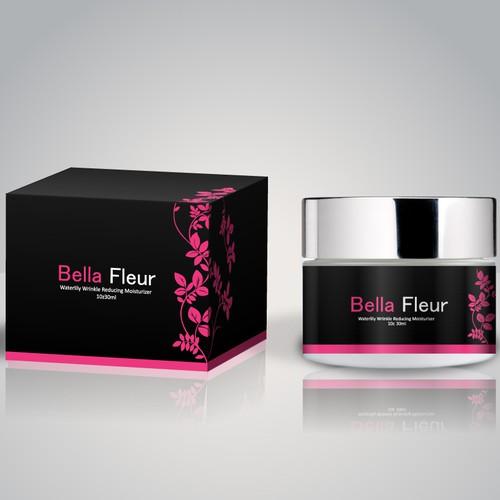 Bella Fleur Label Design