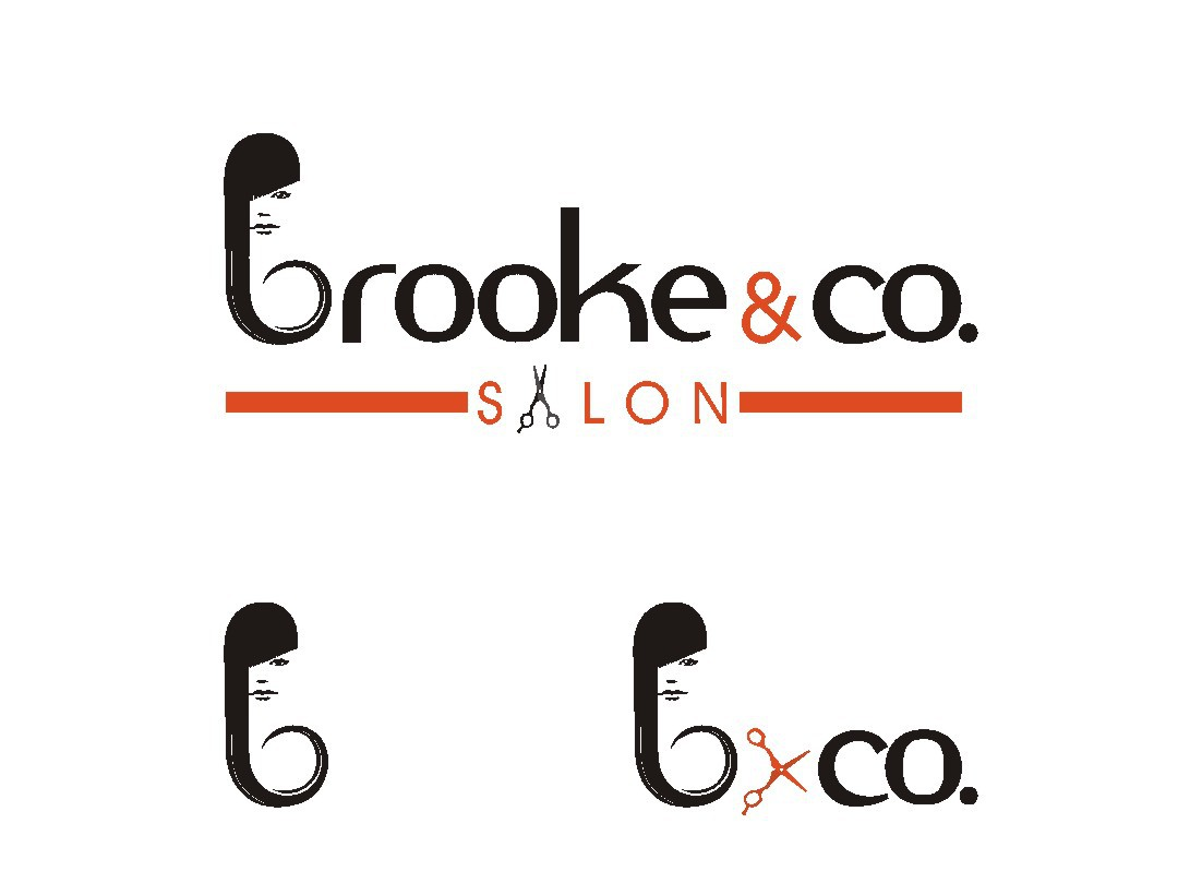 New logo wanted for Brooke & Co. Salon