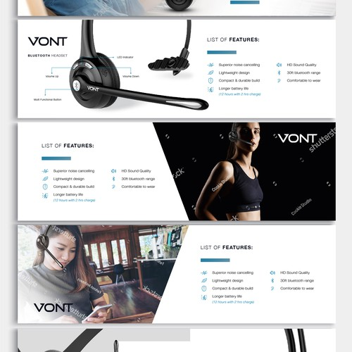 Marketing Banner for VONT