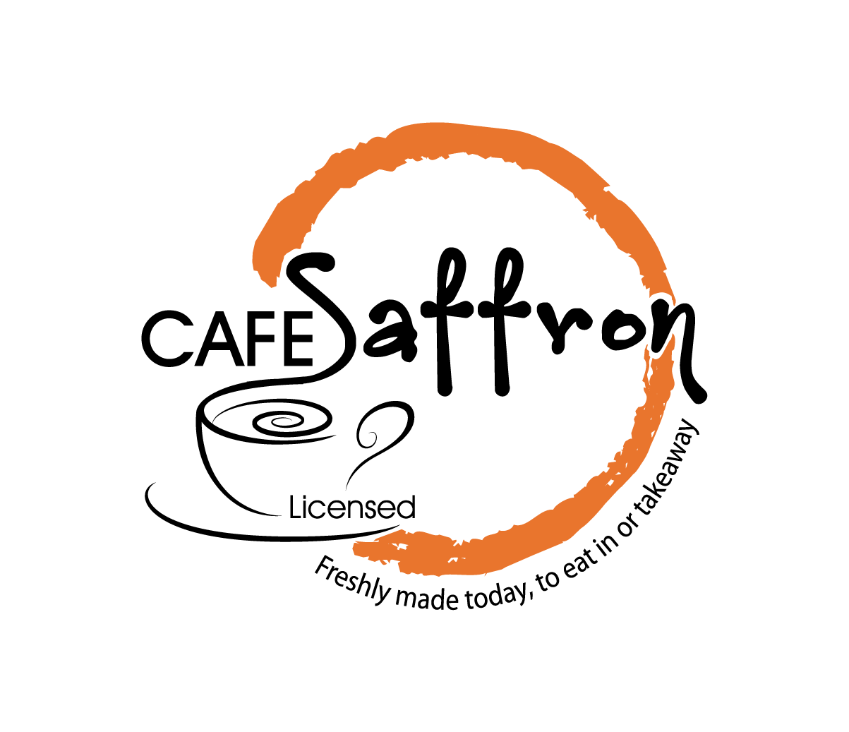 New logo wanted for Cafe saffron