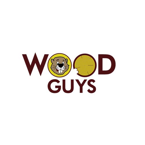 logo for Wood Guys