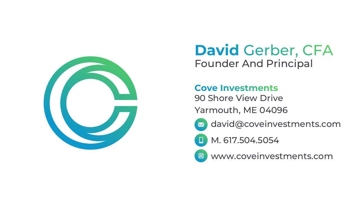 Business Card using logo you designed