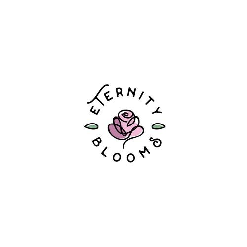 Design a Logo for a Flower Startup