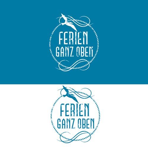 Logo für eine Ferienhausvermietung (Gewinnerdesign)