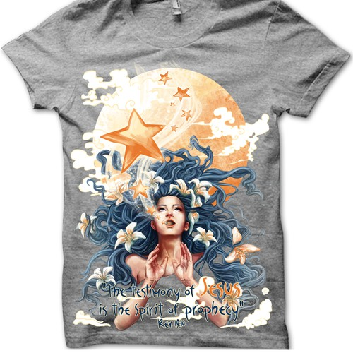 Prophetic Artists t-shirt