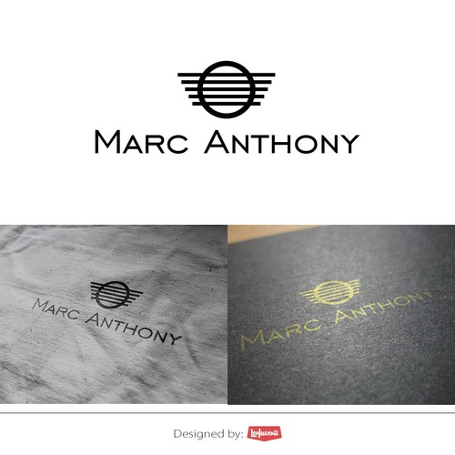 Logo for Marc Anthony - Music Producer