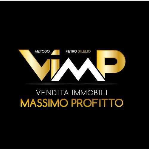 Logo per agente immobiliare specializzato nel vendere case di valore medio/alto con il massimo profitto