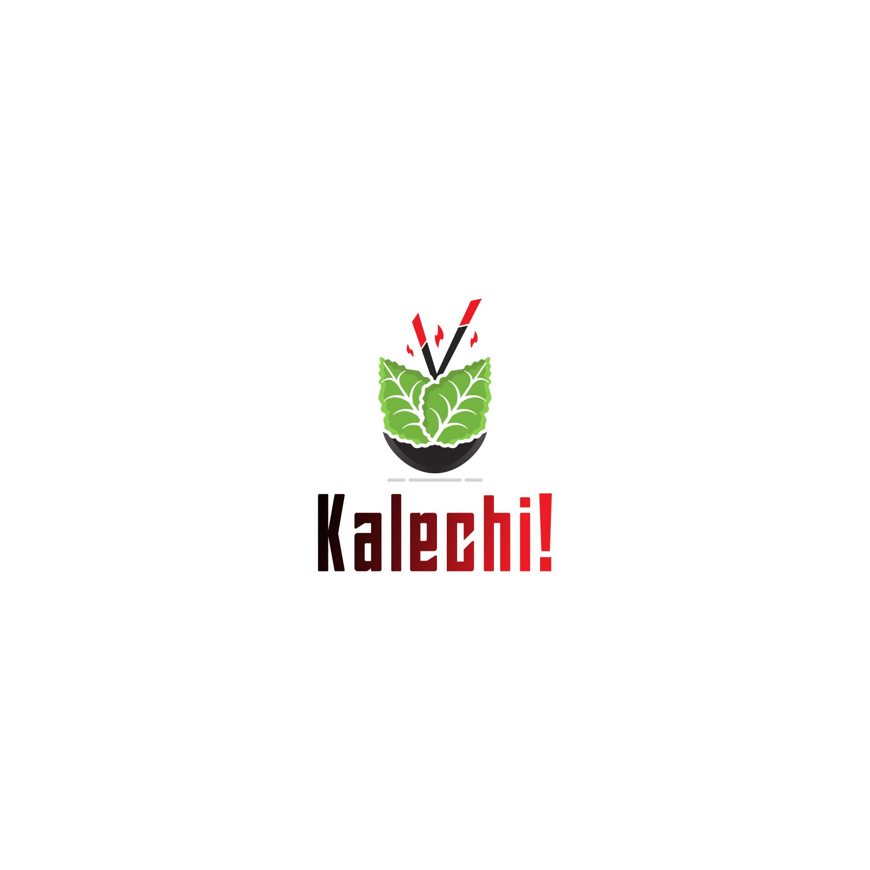 Logo for a New Food Product. Be Part of the Revolution!