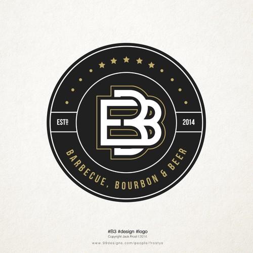 Upscale Barbecue Restaurant & Sports Bar needs design for Logo