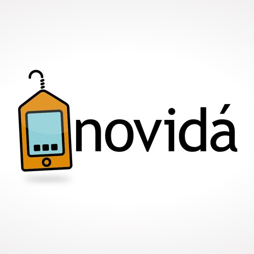 novidá Logo Design