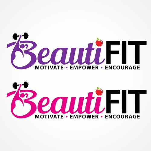 Create a capturing logo that will motivate, empower,and encourage women in fitness!