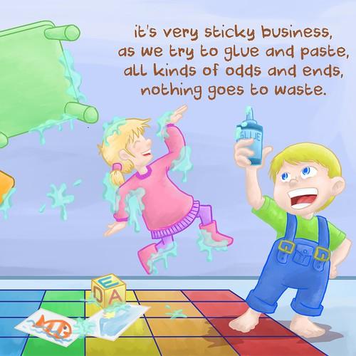 Sticky Business