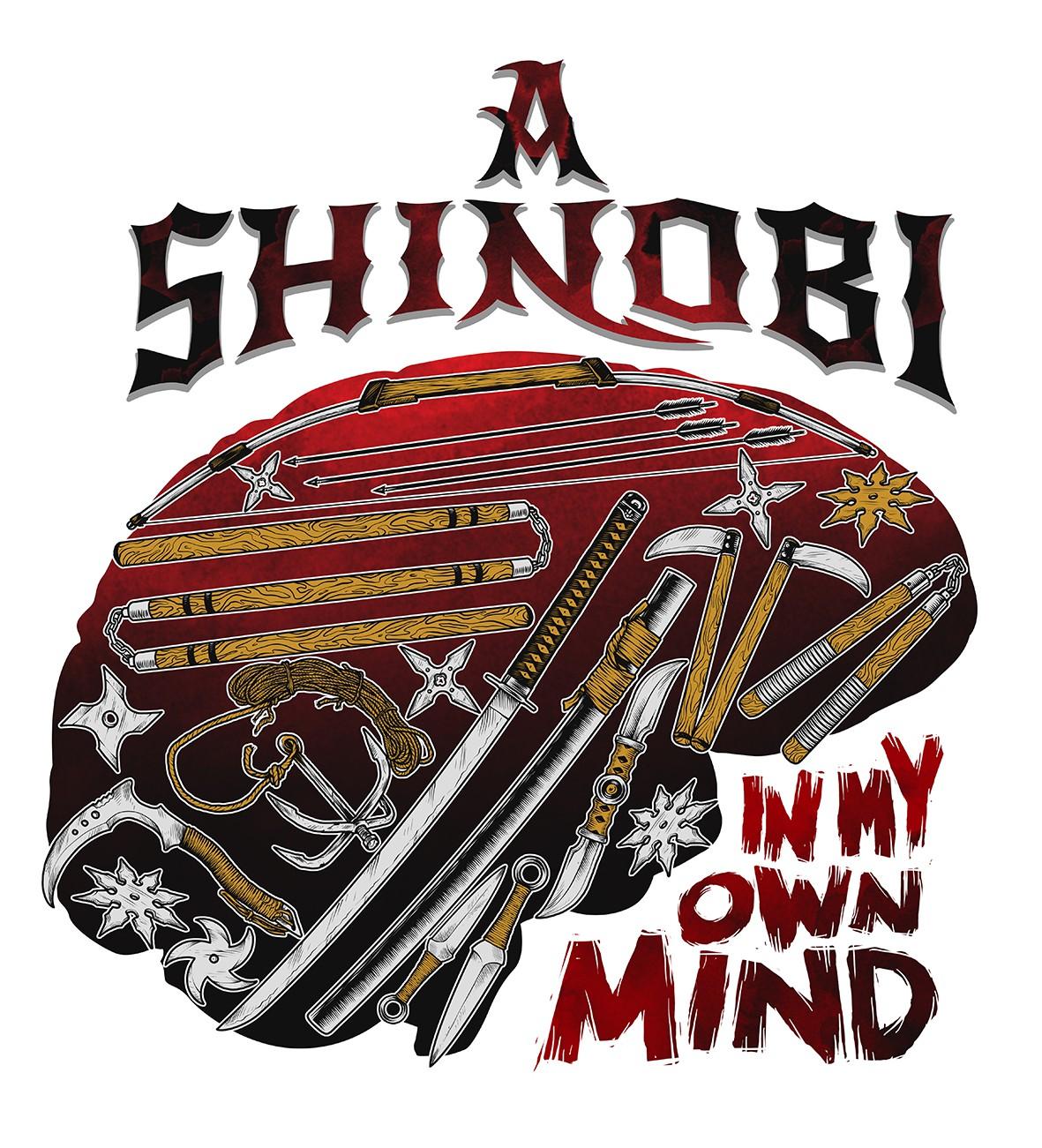 A Shinobi  in my own mind