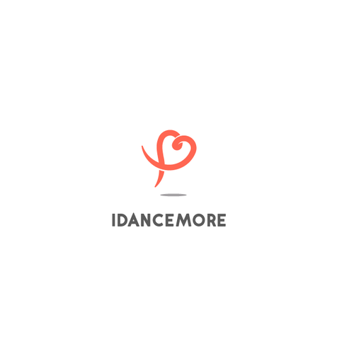 Moving logo for a unlimited access dance pass.