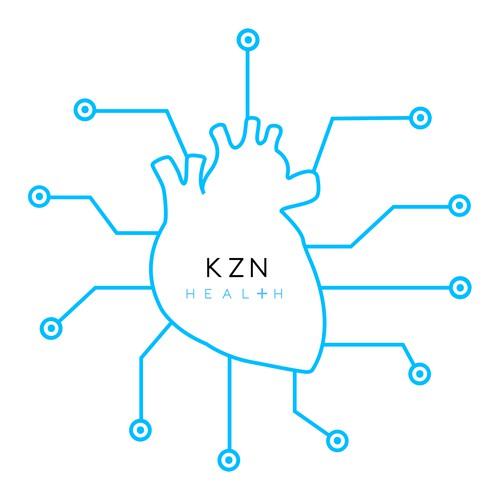 Logo concept for E-health company