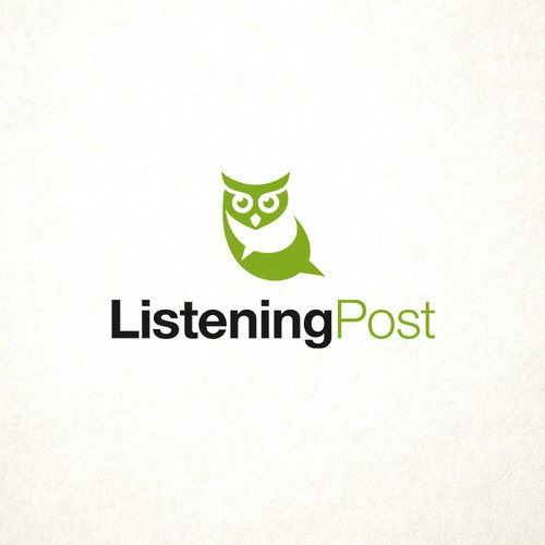 Logo for communications startup