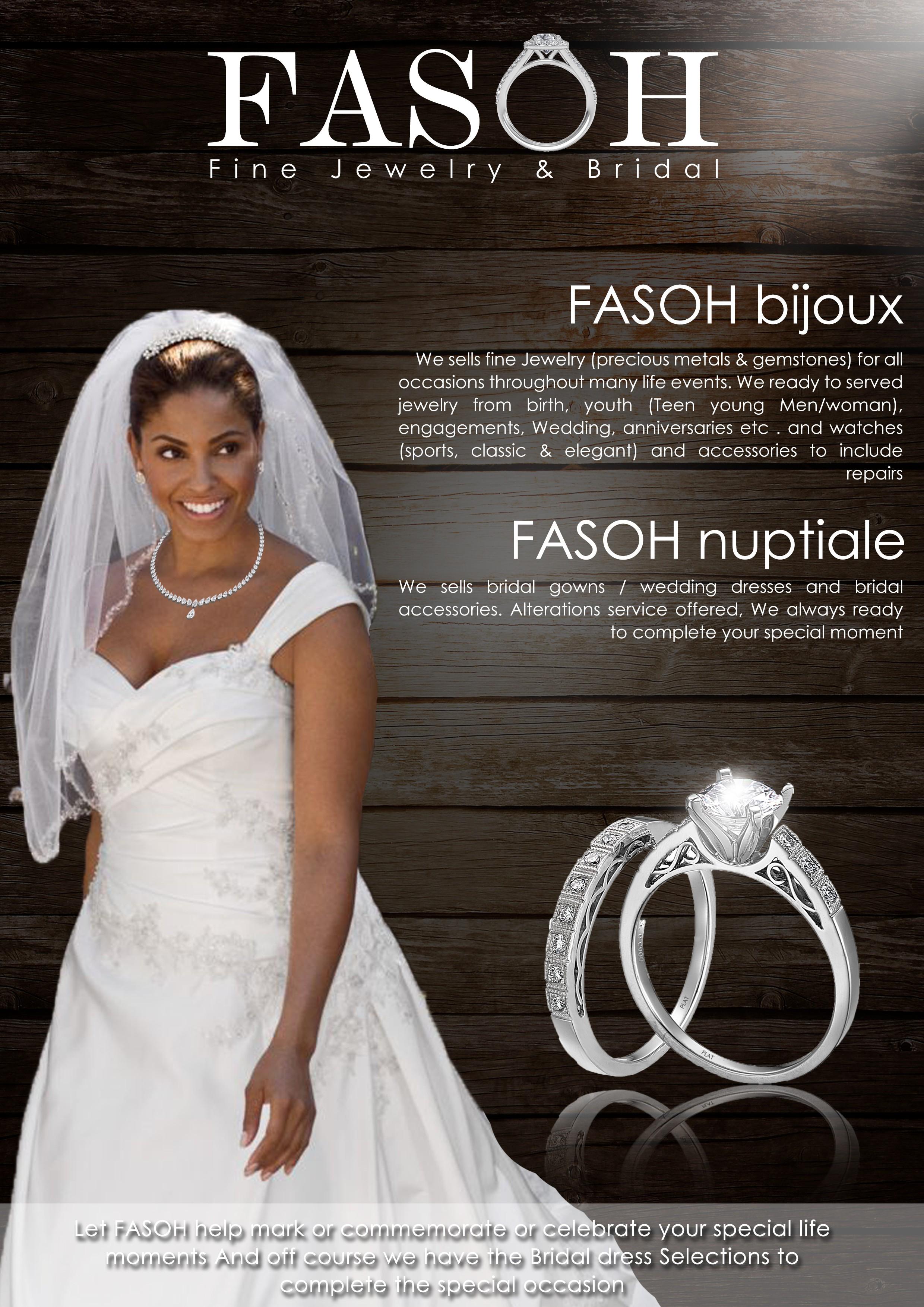 Fasoh fine  Jewelry & Bridal