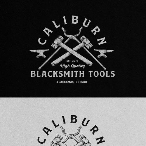 T-Shirt Design for Brand of Blacksmith Tools