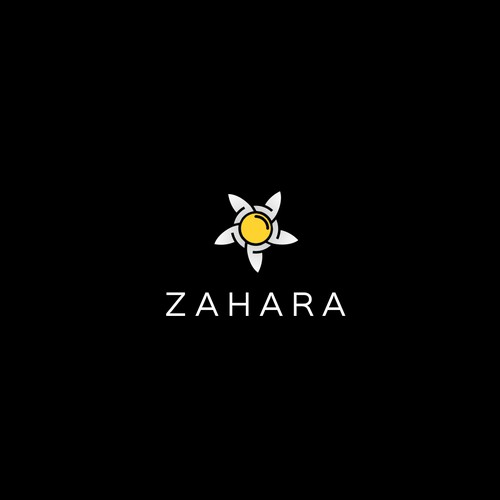 Logo design for Zahara