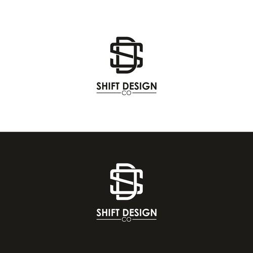 logo for SHIFT DESIGN CO