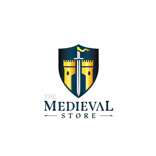 Medieval Store Logo