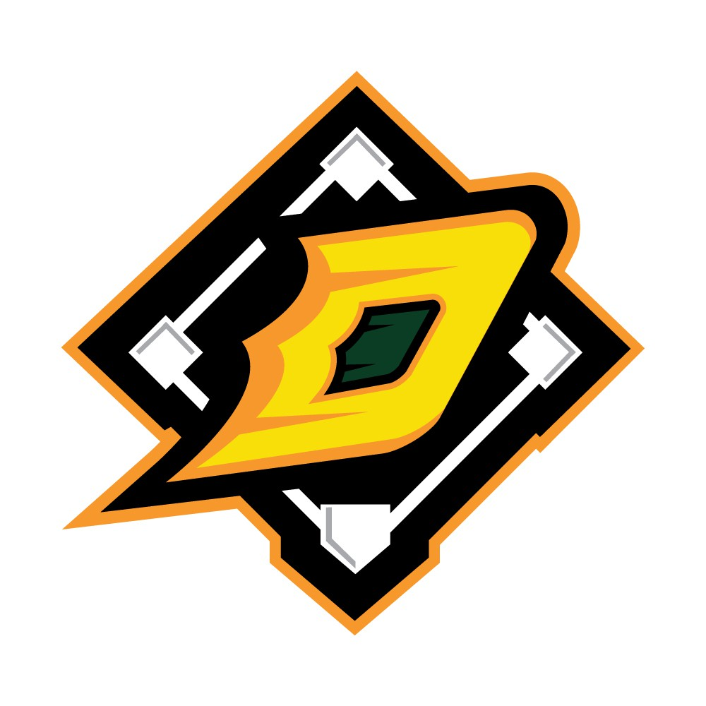 DiamondDucks Baseball needs a fierce, powerful logo