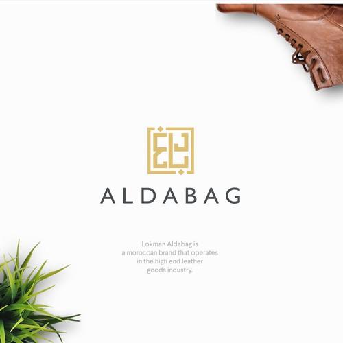 Aldabag modern arabic mark