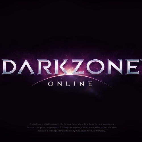 Sci-fi Video Game Logo