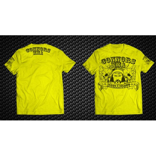 MMA walkout tshirt