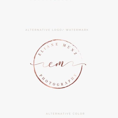 Eliane Munz dringend kreatives Fotografie-Logo gesucht!