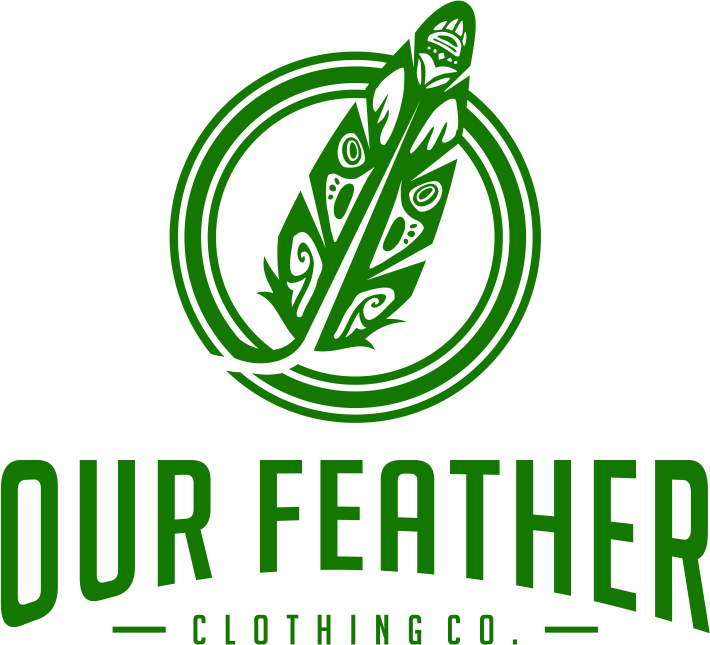 Design a logo for Our Feather Clothing Company