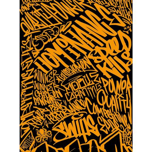 Tagging Graffitti pattern