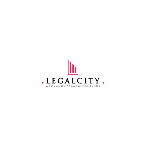 Won design logo contest for Law Firm at Barcelona