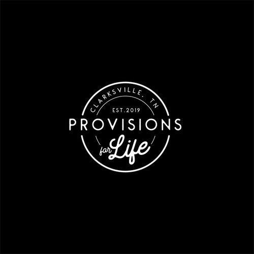 Provisions for life logo