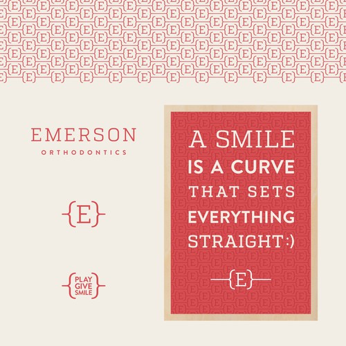 Brand Identity for Emerson Orthodontics