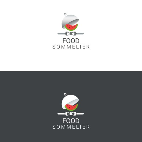"""Love Food?   Create a logo for the """"Food Sommelier"""""""