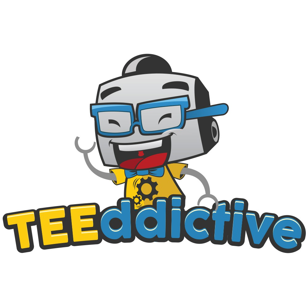 Create a fun and awesome looking logo for our t-shirt's brand