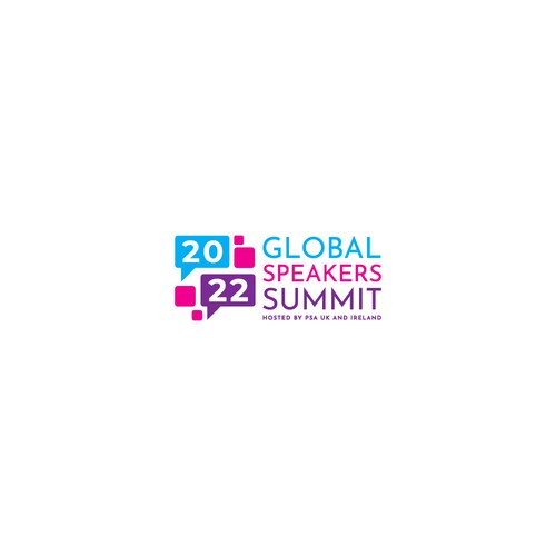 Logo for the Global Speakers Summit