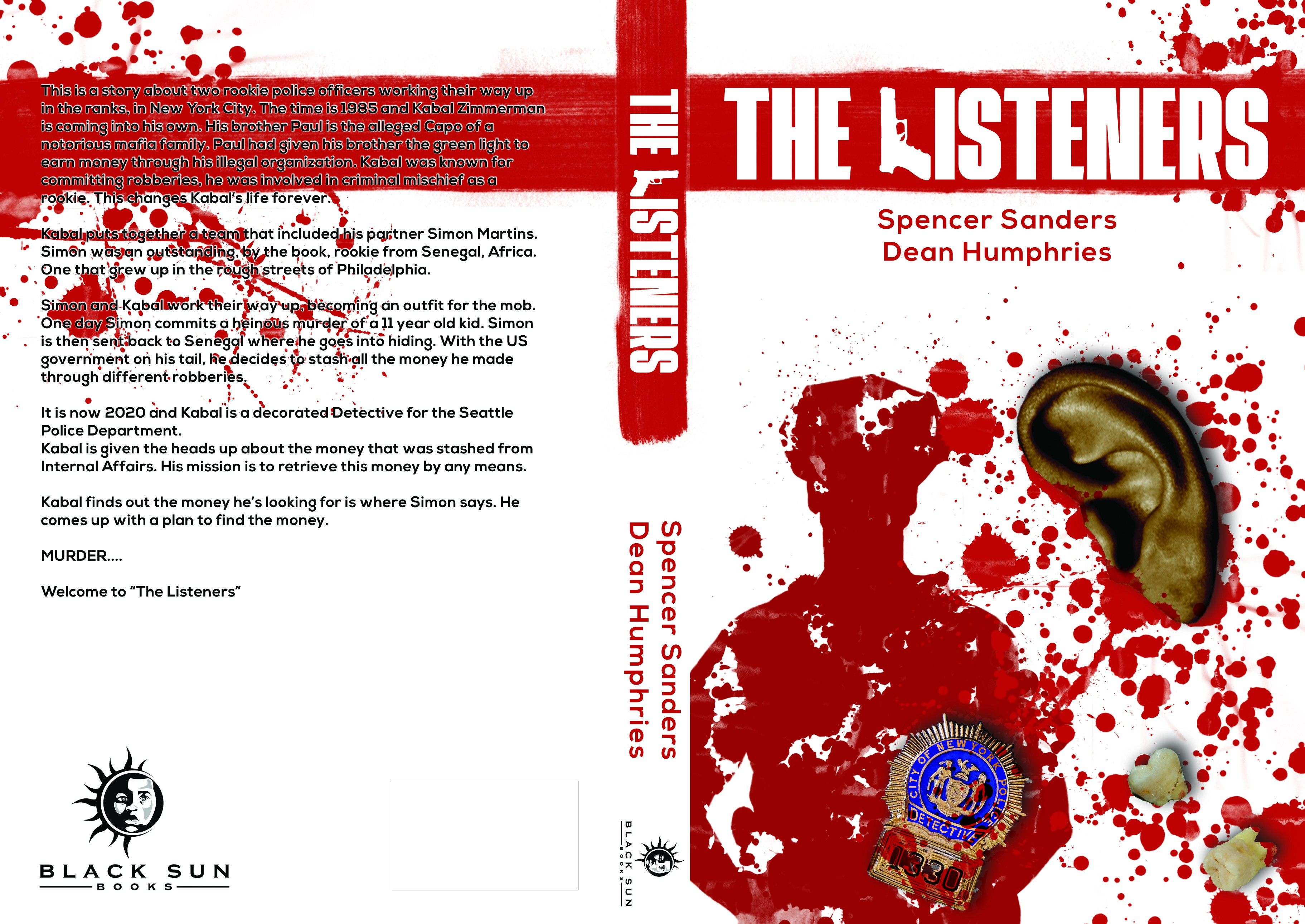 The Listeners book cover