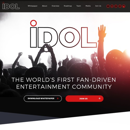 The World's First Fan-Driven Entertainment Community