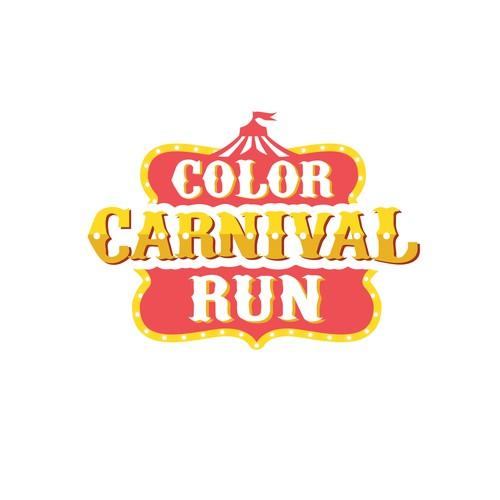 Carnival Theme Logo