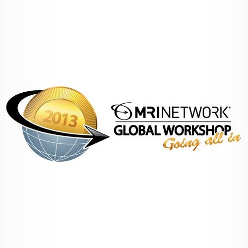 Create the next logo for 2013 MRINetwork Global Workshop