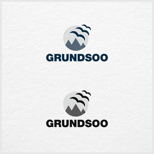 Logo concept for GRUNDSOO
